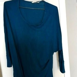 Dolman sleeve tie-front tee by Old Navy